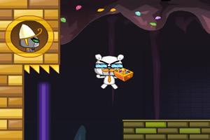 白熊夺宝逃亡记