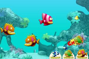 海底食鱼无敌版