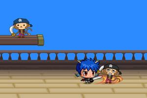 小王子占领海盗船