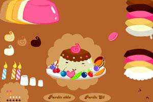 咔哇伊蛋糕