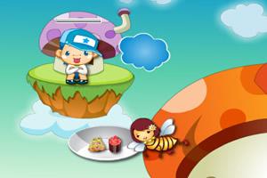 小蜜蜂开餐厅