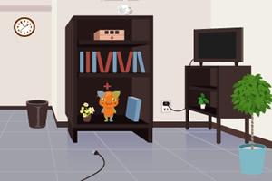 逃出小花猫的房间