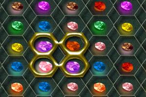 闪烁宝石对对碰