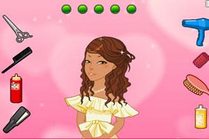 公主时尚美发