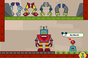 米奇的机器人实验室