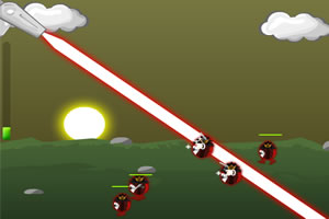 草莓防御战