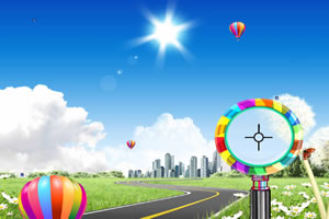 寻找降落伞