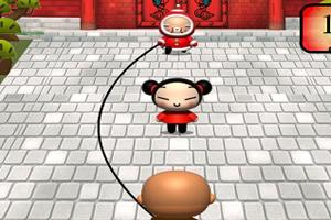 中国娃娃跳绳
