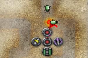 昆虫防御战无敌版