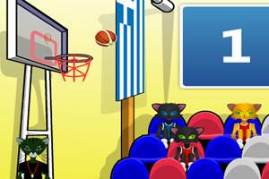 小猫投篮赛