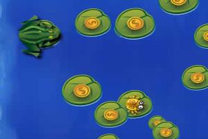 小青蛙吃金币