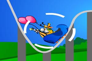 气球过山车
