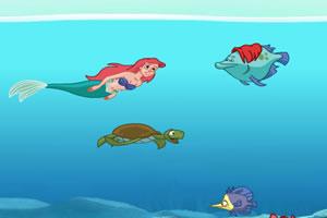 美人鱼海底寻宝