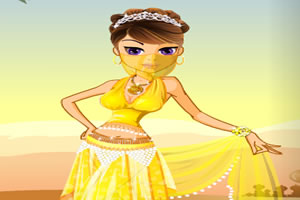 黎巴嫩舞者