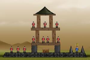 攻占中世纪城堡无敌版