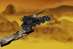 极速越野坦克无敌版