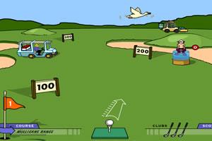 标靶高尔夫