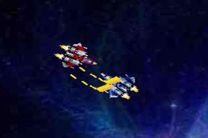 雷电太空战机