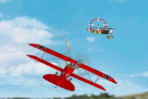 红色战机1918