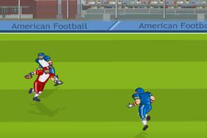 美式橄榄球