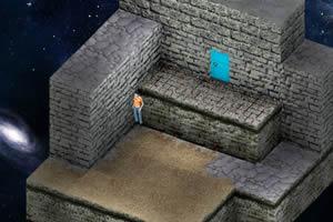 穿越3D空间门