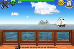 炮轰海盗船