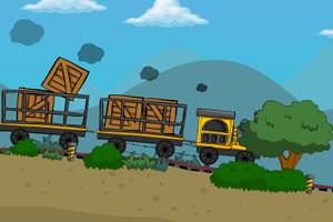 装卸运煤火车2无敌版