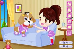 卡乐和宠物狗