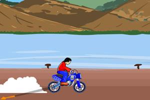 穿越摩托手