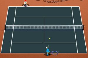 迷你网球赛