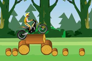 极限障碍摩托