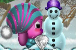 托托的雪人