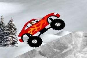 少年骇客之雪地卡车