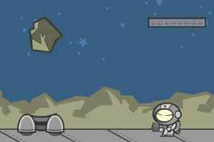 逃离陨石星