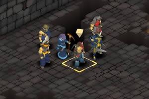 一个RGB~demo游戏