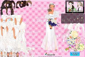 09新款婚纱礼服