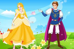 公主和青蛙王子