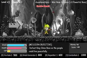 怪物岛射击1.2版