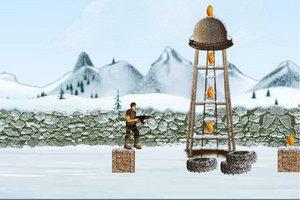 雪地特种兵