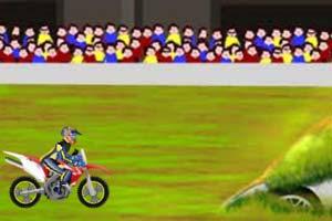 摩托特技表演赛