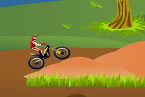 特技野外摩托车