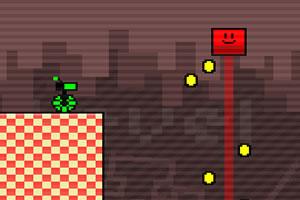 放绳索的机器人2无敌版