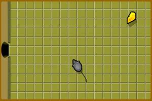 老鼠偷起司