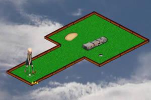 老头3D高尔夫