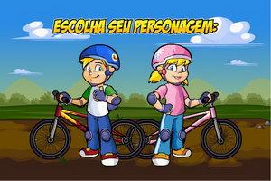沙丘特技自行车