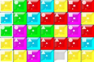 彩色玻璃连连看