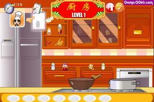 中国餐厅打工记