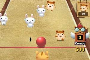 猫猫保龄球