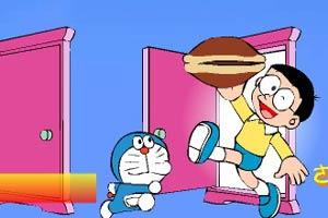 机器猫抢甜饼