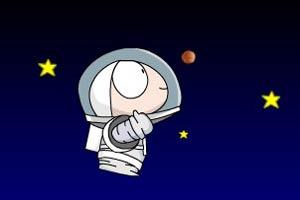 月球太空人